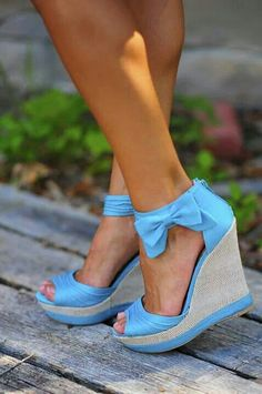 These would be so cute with a sundress!!