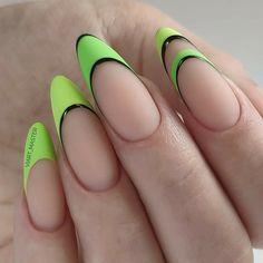 Nail Art Designs, French Manicure Designs, Gorgeous Nails, Pretty Nails, Swag Nails, Fun Nails, Nail Art Printer, Short Fake Nails, Blush Nails