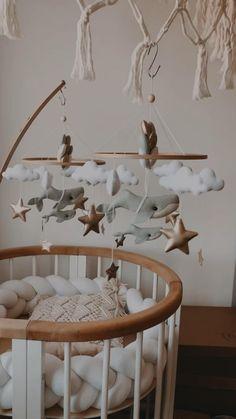 Baby Girl Room Decor, Baby Room Design, Baby Boy Rooms, Baby Cribs, Nursery Decor, Baby Room Ideas Early Years, Baby Room Neutral, Newborn Nursery, Baby Shower Gifts