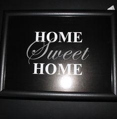 Kniekissen Home sweet Home