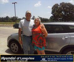 #HappyBirthday to Harmon Greer from Laura Heddin at Hyundai of Longview!