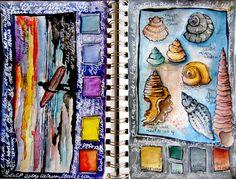 IMG_2709   Flickr - Photo Sharing!  more watercolor journaling. . .