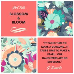 🌺Blossom and Bloom- 5 Tips for Girls🌸 – Girl Talk Inc.