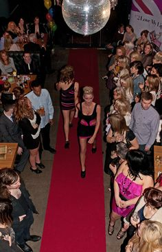 EAD Solicitors held a fashion show at Circo - Liverpool to raise funds for Children in Need (Photography by Bryn Davies)