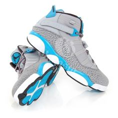 Air Jordan 6 Rings Wolf Grey White 322992-006 and other apparel, accessories and trends. Browse and shop 21 related looks.