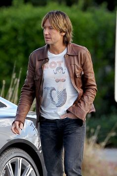 Keith Urban Photo - American Idol Judges Arrive
