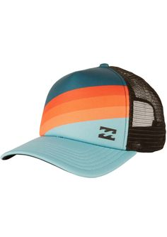 87f26196e2a Shop Boy s Slice Trucker Hat by Billabong ( BAHTESLI) on Jack s .