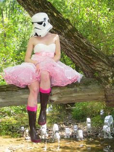 Really? #starwars #stormtrooper