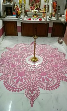 Traditional Bengali art work done by me. Traditional Bengali art work done by me. Bengali Art, Alpona Design, Indian Rangoli Designs, Modern Indian Art, Diwali Diy, Mandala Artwork, Kolam Rangoli, Indian Art Paintings, Unicorn Crafts
