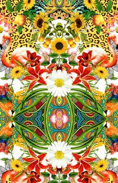 Sarawak | Print Designs Collection SS15 on Behance