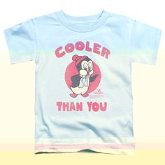 """Checkout our #LicensedGear products FREE SHIPPING + 10% OFF Coupon Code """"Official"""" Chilly Willy / Cooler Than You - Short Sleeve Toddler Tee (2t) (2t) - Chilly Willy / Cooler Than You - Short Sleeve Toddler Tee (2t) (2t) - Price: $29.99. Buy now at https://officiallylicensedgear.com/chilly-willy-cooler-than-you-short-sleeve-toddler-tee-2t-2t"""