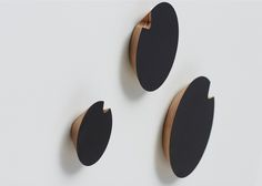 Tim Webber Design - New Zealand Furniture - Notch Wall Hooks (side view).jpg