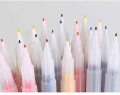 Set of 24 Color Korean Cute Stationery DIY Painting Drawing