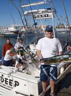 Cabo San Lucas - Fishing Charters - Go Deep Go Cabo - 10259 - 02