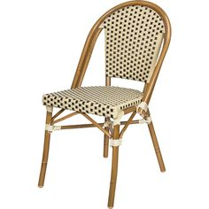 Dolly Stacking Dining Side Chair - Birch Lane - $129 - one other colorway available