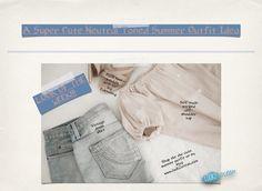 A Super Cute Neutral Summer Outfit Idea