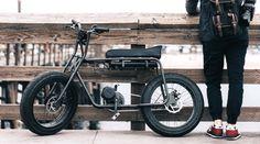 ハイテク企業が集まっているカリフォルニアのオレンジ・カウンティより、超カッコイイ電動自転車が登場。その名も「Super 73'」!その名の通り、70年代のバイクのよう。電動自転車と言えばハイテク寄りなものが多いだけに、とても新鮮です。以下の動画で、実際のスピード感を見ると、かな〜り気持ち良さげ。外見は懐かしくても、中身は最新機能が満載。1,000ワットの高出力モーターを採用、時速40km〜5...