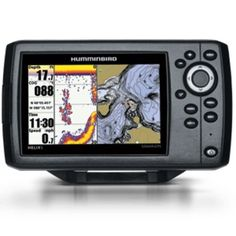helix 7 si combo fishfinder/gps/chartplotter with side imaging, Fish Finder