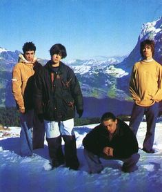 The Stone Roses: Reni, John, Mani and Ian Brown Aesthetic, 90s Aesthetic, Rock And Roll Bands, Rock N Roll, Classic Rock And Roll, Stone Roses, Indie Music, Cinema, Mondays