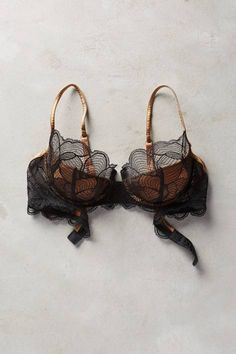 Iris Padded Underwire Bra by La Perla