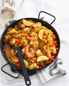 ▷ Paella-Rezept - [LIVING AT HOME]