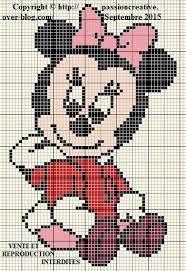 Résultat De Recherche D Images Pour Pixel Art Mickey Et Minnie