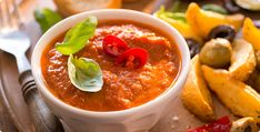 Rezept: Mediterrane scharfe Sauce