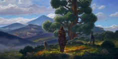 Horseless Rider, Marin Olah