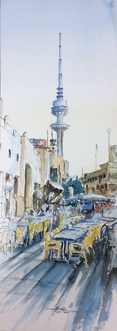 Liberation Tower Kuwait City