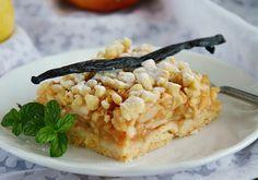 Szarlotka z jabłek i gruszek na kruchym cieście z dodatkiem oleju Risotto, Rice, Ethnic Recipes, Food, Meals, Laughter, Jim Rice, Brass