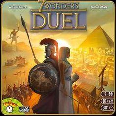 7 Wonders: Duel on BoardGameGeek