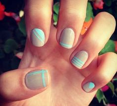#nail #nails Cute Nail Art Design Ideas,click to see more ideas