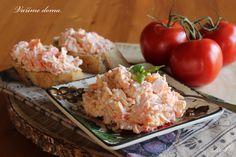 Celerová pomazánka nebo salát Celery, Potato Salad, Food And Drink, Dairy, Appetizers, Low Carb, Cooking Recipes, Cheese, Snacks