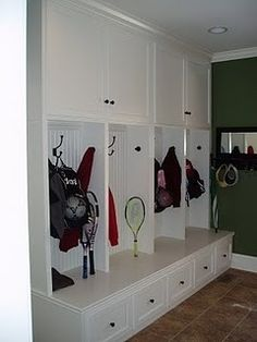 Laundry Room Lockers for the home