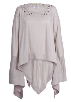 Love Letters Poncho Top-Stunning Poncho with a cool twist.