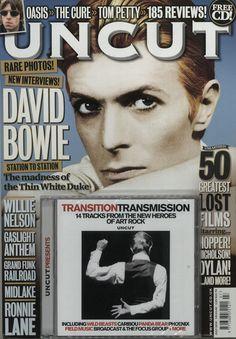 DAVID BOWIE  Uncut Magazine