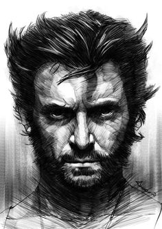 Wolverine by ~novicekid on deviantART