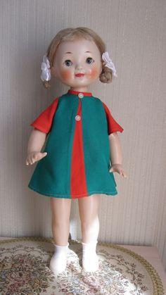 КУкла 8 марта игрушка СССР