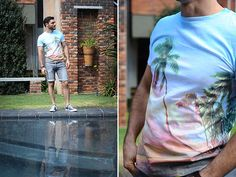 Wow, I wish it was summer Wish, Summer, Mens Tops, T Shirt, Style, Fashion, Moda, Tee Shirt, Fashion Styles