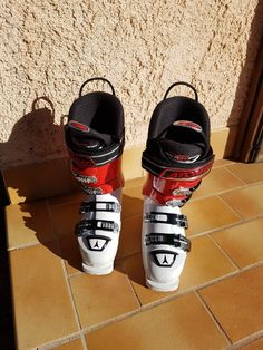 Chaussures de ski Atomic Racing junior