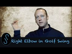 (14) Right Elbow in the Golf Swing Key Fundamental !!!!!??? Trumans Quick Tips - YouTube