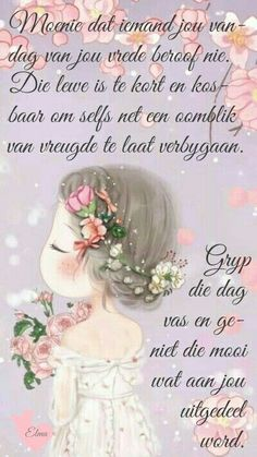 Morning Blessings, Good Morning Wishes, Good Morning Quotes, Birthday Wishes, Birthday Cards, Lekker Dag, Evening Greetings, Afrikaanse Quotes, Goeie Nag