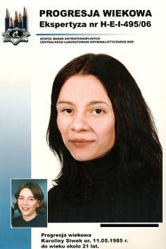 #zaginiona Karolina Siwek