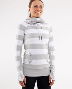 Love Lulu's new nautical inspired pullover! Go right from your run around the Charles River to brunch on Charles St!