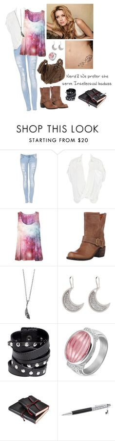 """""""Underneath Your Clothes"""" by bookfreak510 ❤ liked on Polyvore featuring Parisian, Fiorentini + Baker, Giles & Brother, Miss Sixty, Paradiso Roma, Sam Edelman and Swarovski"""