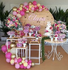 Quinceanera Party Planning – 5 Secrets For Having The Best Mexican Birthday Party My Bridal Shower, Boho Baby Shower, 15th Birthday Decorations, Wedding Decorations, Balloon Decorations, Baby Shower Decorations, Deco Buffet, Quinceanera Themes, Flamingo Party