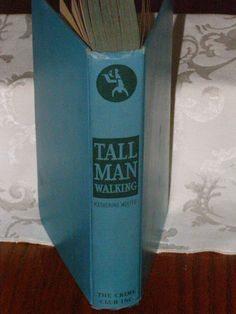 Tall Man Walking by Katherine Wolffe The Crime Club Inc by parkie2, $125.00
