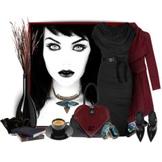 """Mistress"" by rozelle on Polyvore"