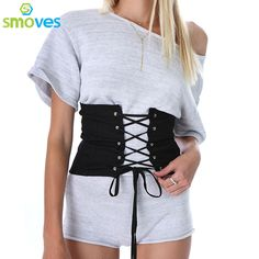 Smoves Vintage Black Faux Suede Lace Up Corset Bandage Womens Waist Belt 2017 New Shape Making Midriff Cinchers Black BL10-in Belts & Cummerbunds from Women's Clothing & Accessories on Aliexpress.com | Alibaba Group