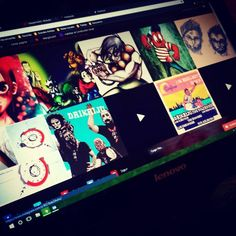 Create a #web #layout with #instagram #gaspachoart # design #website